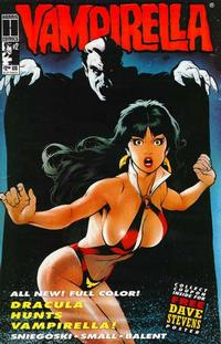 Cover Thumbnail for Vampirella (Harris Comics, 1992 series) #2