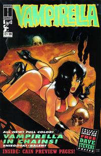 Cover Thumbnail for Vampirella (Harris Comics, 1992 series) #3
