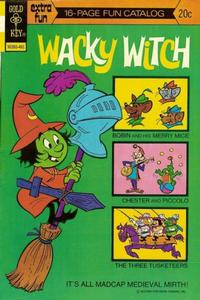 Cover Thumbnail for Wacky Witch (Western, 1971 series) #13 [Gold Key]