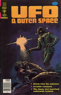 Cover Thumbnail for UFO & Outer Space (Western, 1978 series) #16 [Gold Key]