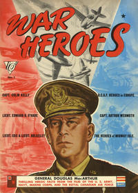 Cover Thumbnail for War Heroes (Dell, 1942 series) #1