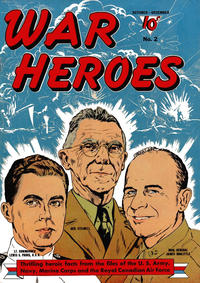 Cover Thumbnail for War Heroes (Dell, 1942 series) #2