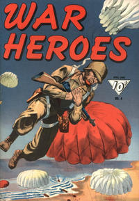Cover Thumbnail for War Heroes (Dell, 1942 series) #4