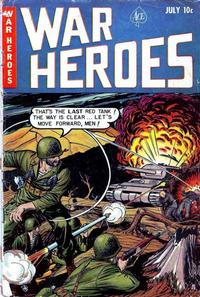 Cover Thumbnail for War Heroes (Ace Magazines, 1952 series) #2