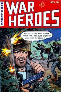 Cover Thumbnail for War Heroes (Ace Magazines, 1952 series) #5