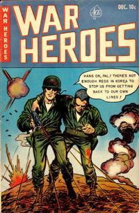 Cover Thumbnail for War Heroes (Ace Magazines, 1952 series) #6