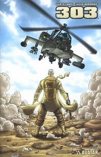 Cover Thumbnail for Garth Ennis' 303 (Avatar Press, 2004 series) #3 [Cover A]