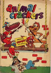 Cover Thumbnail for Animal Crackers (Green Publishing, 1957 series) #9