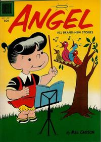 Cover Thumbnail for Angel (Dell, 1954 series) #6