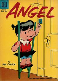 Cover Thumbnail for Angel (Dell, 1954 series) #16