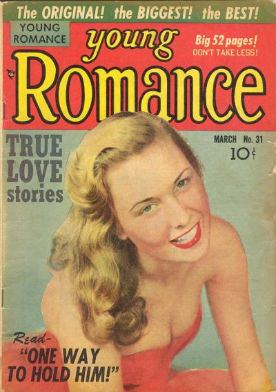 Cover for Young Romance (Prize, 1947 series) #v4#7 (31)
