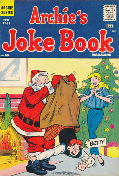 Cover for Archie's Joke Book Magazine (Archie, 1953 series) #60