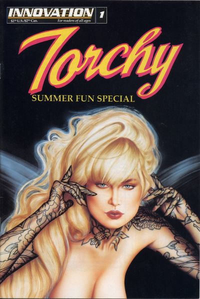 Cover for Bill Ward's Torchy Summer Fun Special (Innovation, 1992 series) #1