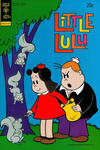Cover for Little Lulu (Western, 1972 series) #218 [Gold Key]
