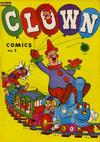 Cover for Clown Comics (Harvey, 1946 series) #2