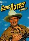 Cover for Gene Autry Comics (Dell, 1946 series) #19