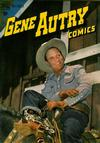 Cover for Gene Autry Comics (Dell, 1946 series) #21