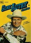 Cover for Gene Autry Comics (Dell, 1946 series) #33