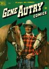 Cover for Gene Autry Comics (Dell, 1946 series) #40