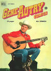 Cover for Gene Autry Comics (Dell, 1946 series) #43