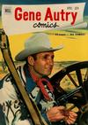 Cover for Gene Autry Comics (Dell, 1946 series) #50