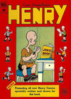 Cover for Henry (Dell, 1948 series) #5