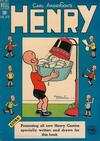 Cover for Henry (Dell, 1948 series) #6
