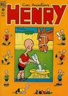 Cover for Henry (Dell, 1948 series) #7