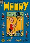 Cover for Henry (Dell, 1948 series) #10