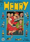Cover for Henry (Dell, 1948 series) #12
