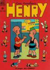 Cover for Henry (Dell, 1948 series) #14