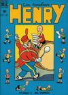 Cover for Henry (Dell, 1948 series) #15
