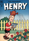 Cover for Henry (Dell, 1948 series) #20