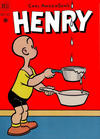 Cover for Henry (Dell, 1948 series) #21