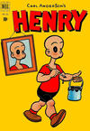 Cover for Henry (Dell, 1948 series) #22