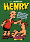 Cover for Henry (Dell, 1948 series) #28
