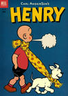 Cover for Henry (Dell, 1948 series) #29