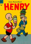 Cover for Henry (Dell, 1948 series) #32