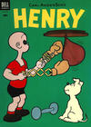 Cover for Henry (Dell, 1948 series) #35