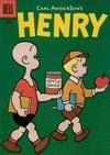 Cover for Henry (Dell, 1948 series) #44