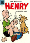 Cover for Henry (Dell, 1948 series) #52