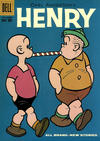 Cover for Henry (Dell, 1948 series) #57