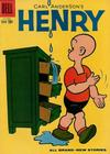 Cover for Henry (Dell, 1948 series) #58