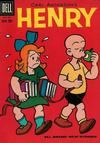 Cover for Henry (Dell, 1948 series) #59