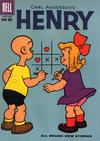 Cover for Henry (Dell, 1948 series) #61
