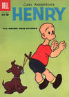 Cover for Henry (Dell, 1948 series) #64
