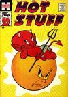 Cover for Hot Stuff, the Little Devil (Harvey, 1957 series) #3