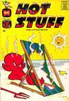 Cover for Hot Stuff, the Little Devil (Harvey, 1957 series) #34