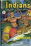 Cover for Indians (Fiction House, 1950 series) #3