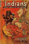 Cover for Indians (Fiction House, 1950 series) #15